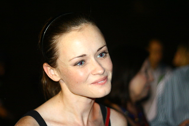 Header of Alexis Bledel