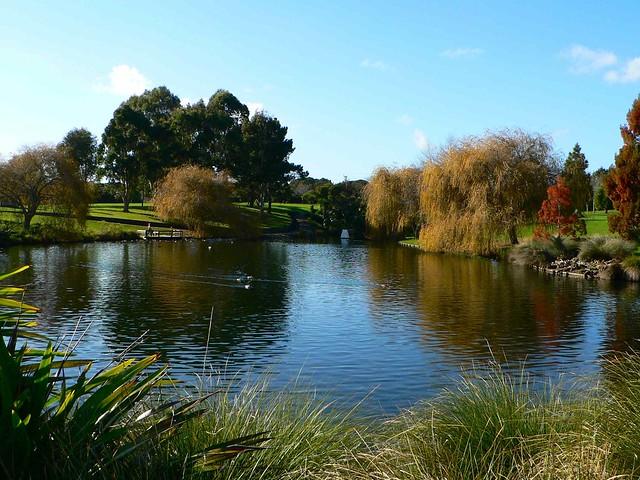 Auckland Botanical Gardens Manakau Auckland New Zealand