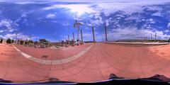 Torre Calatrava. Barcelona  HDR