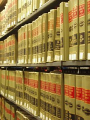 Law books 1