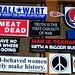New bumper stickers by theclyde