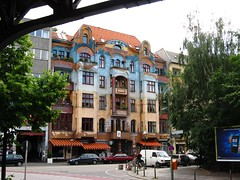 Berlin-Kreuzberg: Falckensteinstrasse