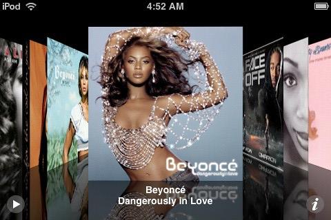 Beyonce Carousel