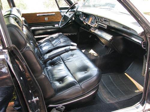 1966 cadillac fleetwood brougham interior flickr photo sharing