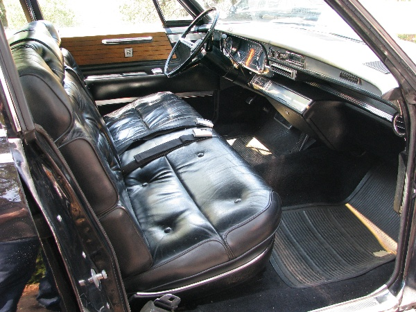 Source: 1966 Cadillac Fleetwood Brougham Interior