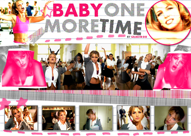 17 Britney Baby one more time
