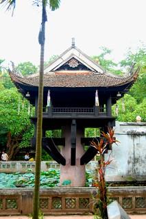 一柱廟 在 Quận Ba Đình 附近 的形象. temple pagoda worship asia southeastasia buddha religion buddhism vietnam holy hanoi onepillarpagoda architectureiphotooriginal