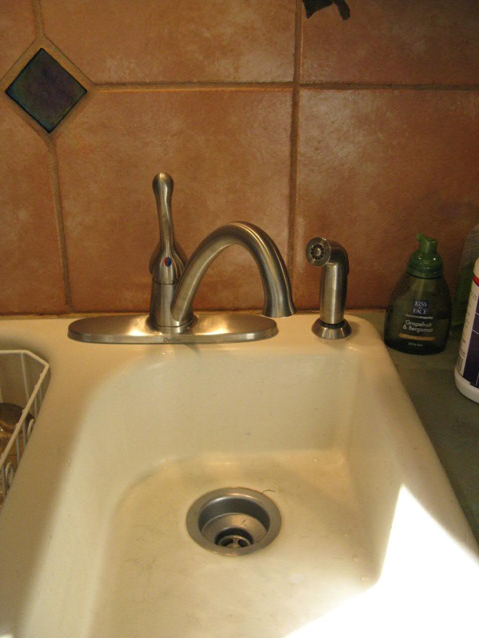Kitchen Sink Sprayer Rumbling