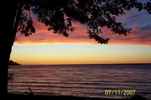 sunset lake ny newyork rome water upstate cny lakeport oneida chittenango fordps3 nfg25
