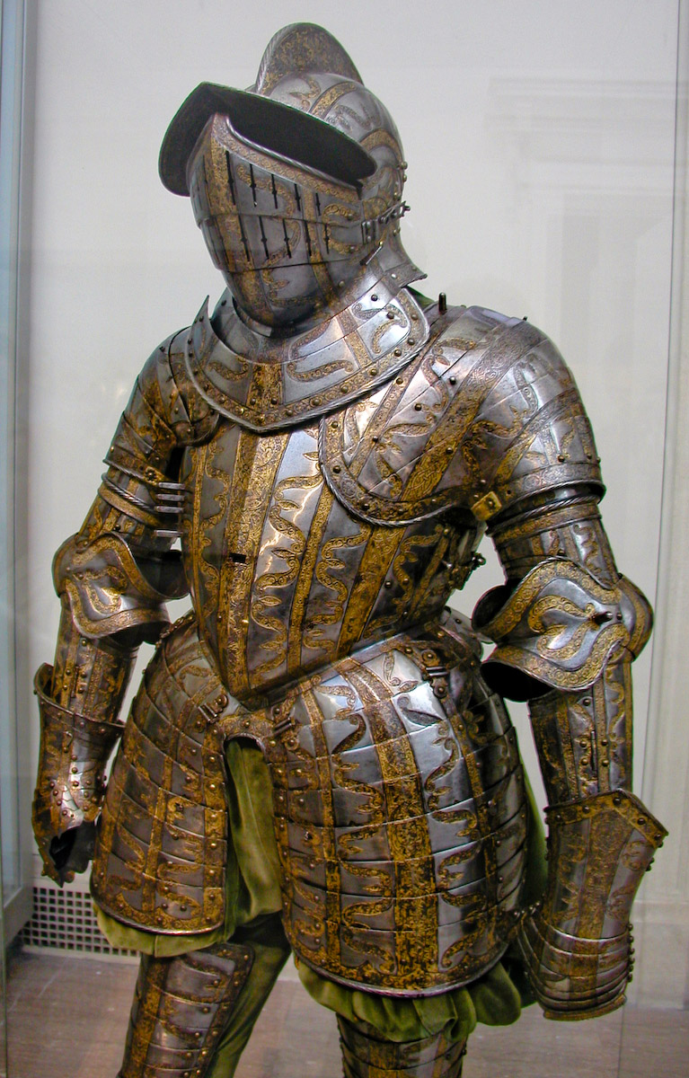 BM196 Ceremonial Plate Armor - a photo on Flickriver