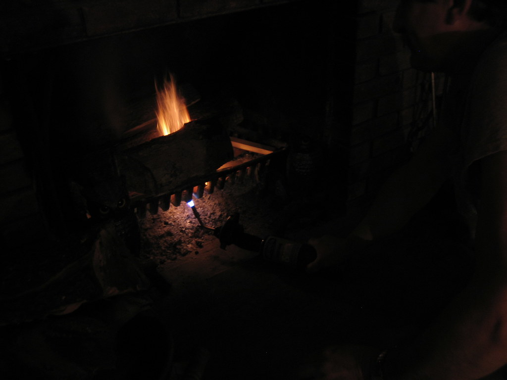 Fireplace Propane To Natural Gas Orifice