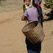 Little Child with his Mother - Kalaw, Burma