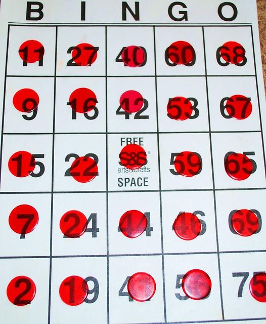 blackout bingo games