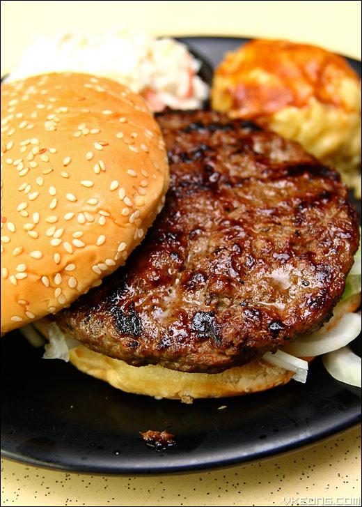 Botak jones authentic american food tampines malaysia for Authentic american cuisine