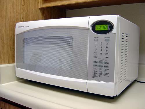 microwave ($20)