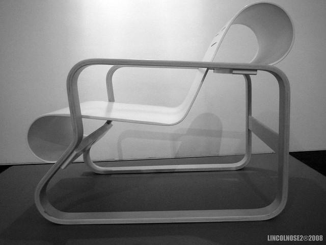 La silla Paimio, de ARTEK