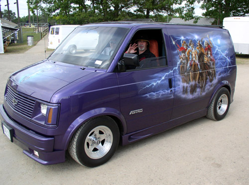 Custom Astro Van http://www.flickr.com/photos/74432988@N00/2444195792/