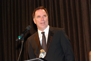 Woodbury University - Citizen of the Year Award 2008 presented to Downtown Los Angeles Developer Tom Gilmore