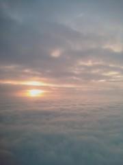 cloud, sunlight, sun, evening, daytime, morning, sky, dusk, sunset, sunrise, afterglow,