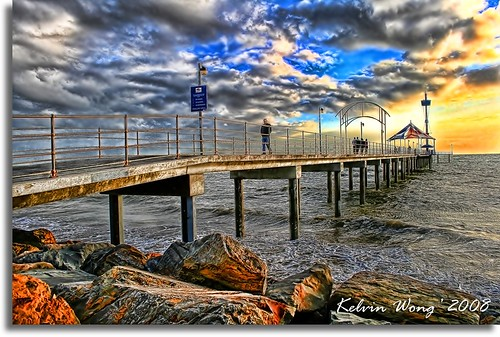 Brighton Beach Jetty