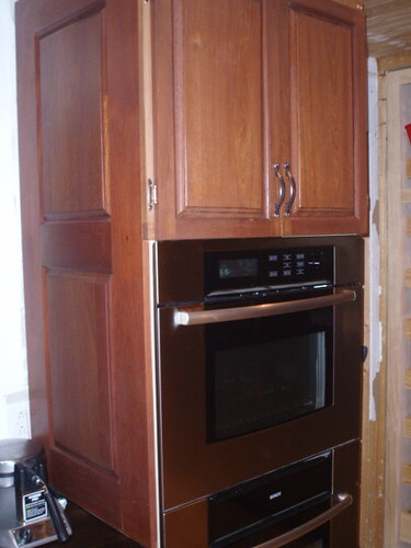 double oven kitchen cabinet oven cabinet flickr photo 6921