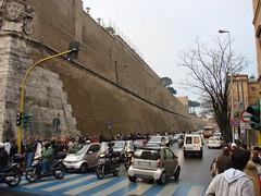 2006-12-17 12-22 Rom 004 Viale Vaticano
