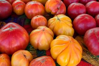 Heirloom Tomatoes | by clayirving