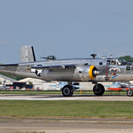 "North American B-25D Mitchell ""Yankee Warrior"""