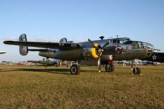 "North American B-25D Mitchell ""Yankee Warrior"""