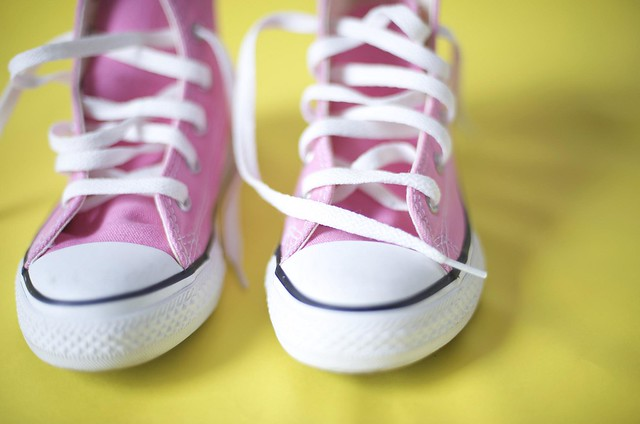 Yellow Converse Shoes India