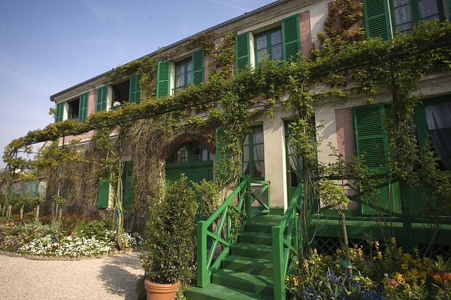 Monet 39 S House Giverny France Mg 385101 Flickr Photo