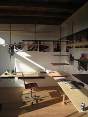 Mondrian Desk System