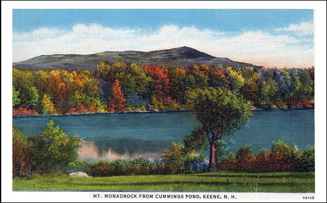 Mount Monadnock, Cheshire County, New Hampshire