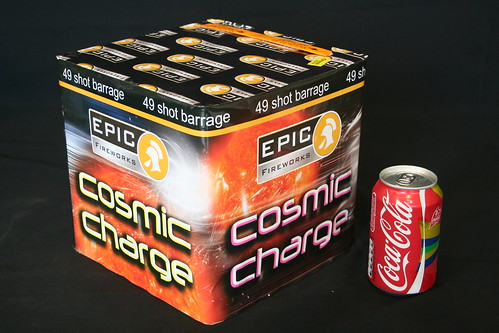 EpicFireworks - Cosmic Charge