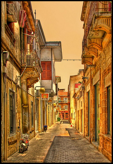Old Nicosia Extreme HDR