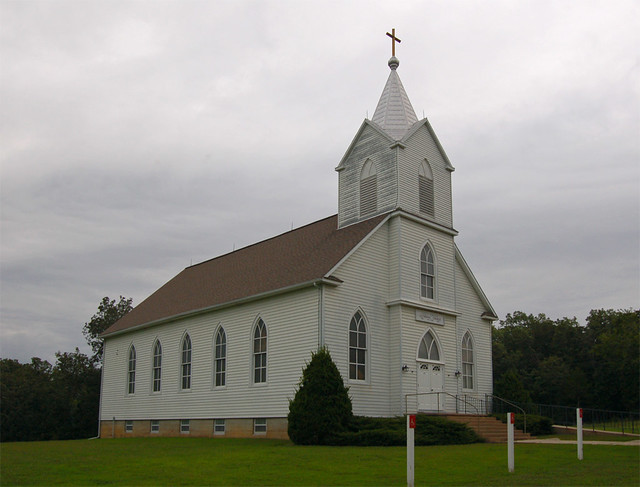 Holy Cross Lutheran Church | Flickr - Photo Sharing!