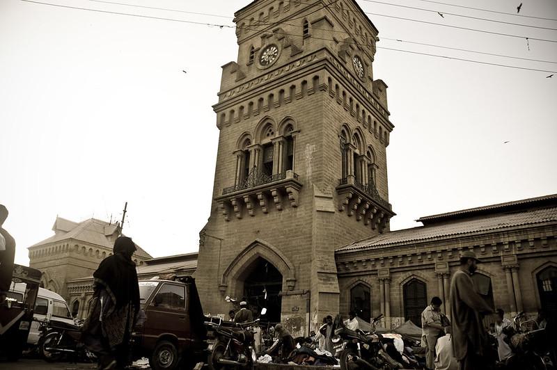 Empress Market - Karachi