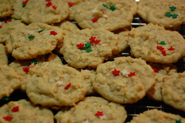 chewy coconut cookies | Flickr - Photo Sharing!