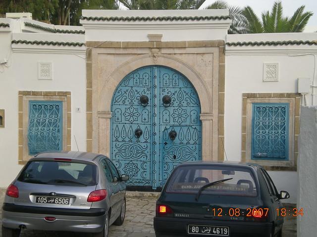 3168367205 47e342b696 for Decoration porte sidi bou said