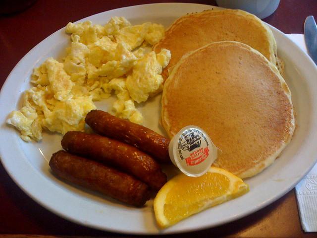 Canadian breakfast   Flickr - Photo - 122.2KB