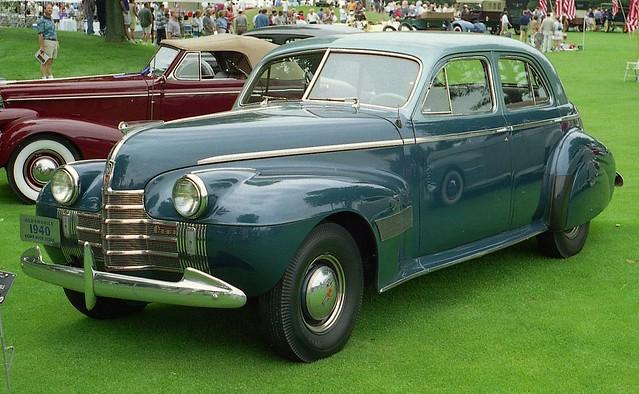1940 oldsmobile custom cruiser eight 4 door flickr for 1940 oldsmobile 4 door sedan