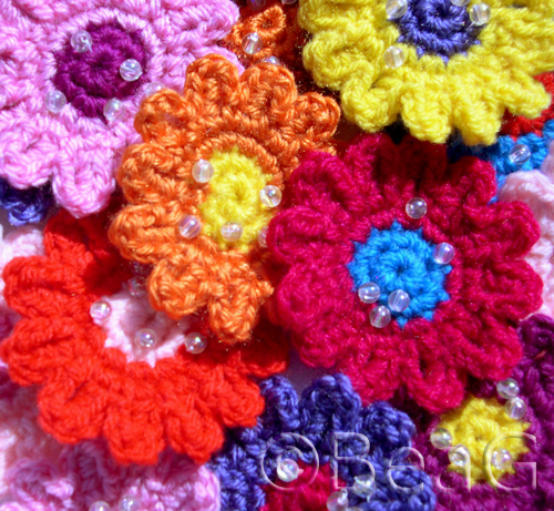 Flower Brooches (Bloemenbroches)
