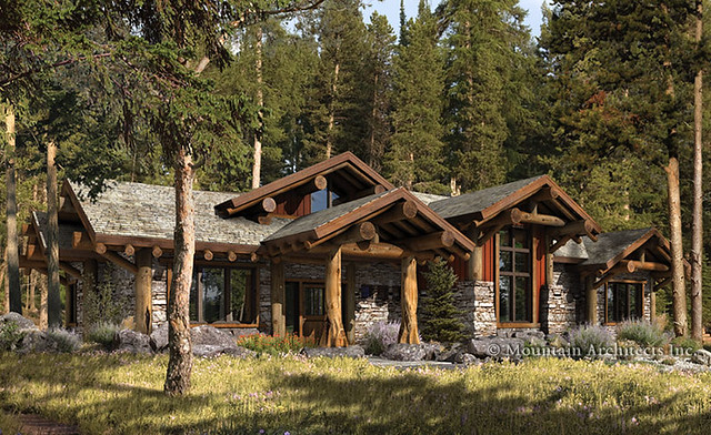 Rustic Luxury Log Cabin The Truckee January S New