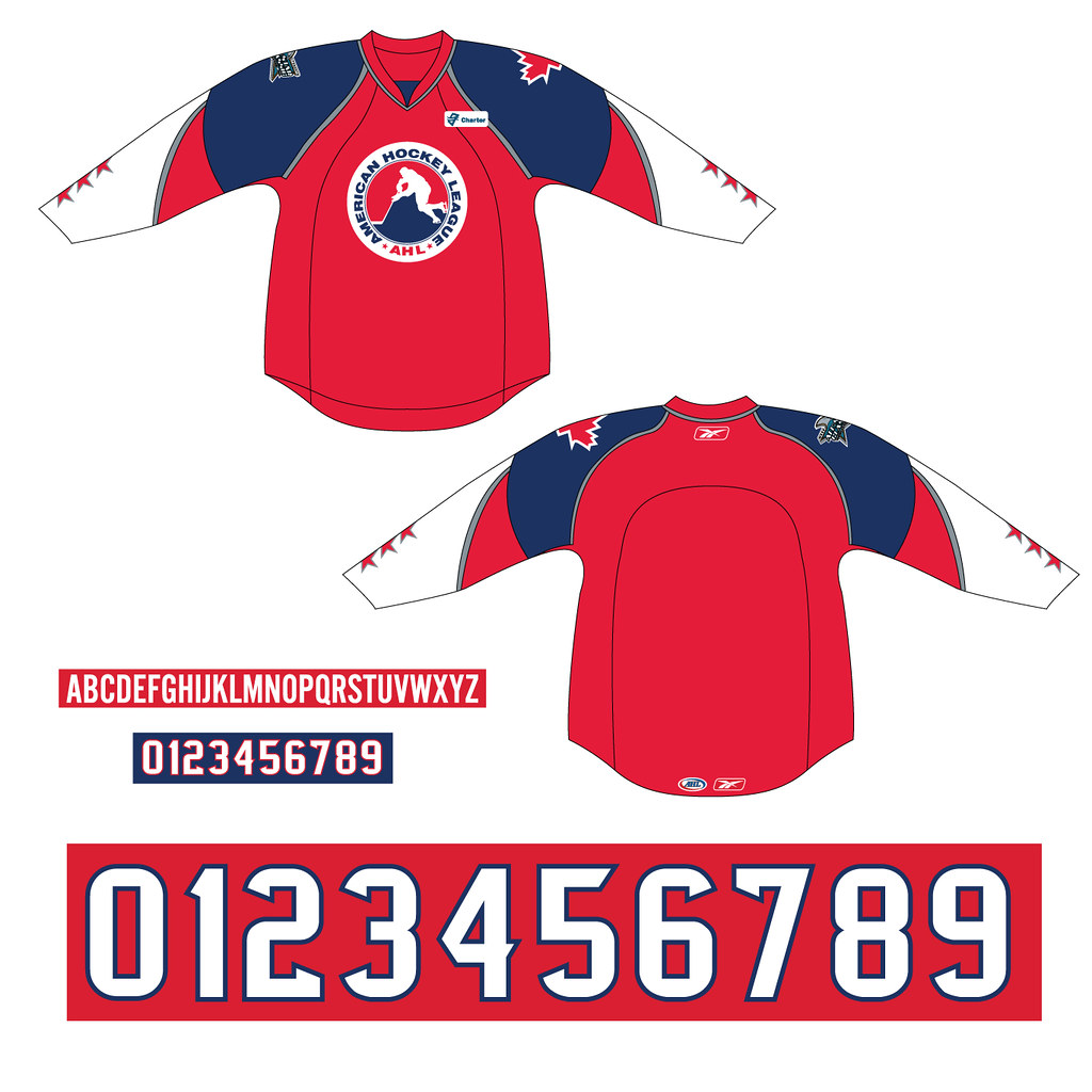 Design your own AHL All-Star jersey! - Concepts - Chris Creameru0026#39;s ...