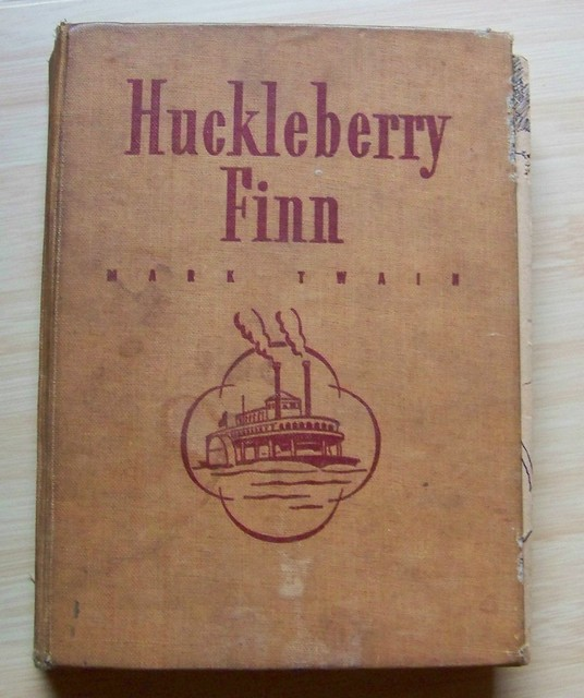 huckleberry finn writing style In mark twain's the adventures of huckleberry finn, what is twain's purpose writing the notice at the beginning of the storythe note reads: persons attempting to find a motive in this narrative.