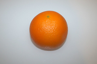 02 - Zutat Orange / Ingredient orange