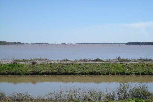 Navidad River Lake Texana