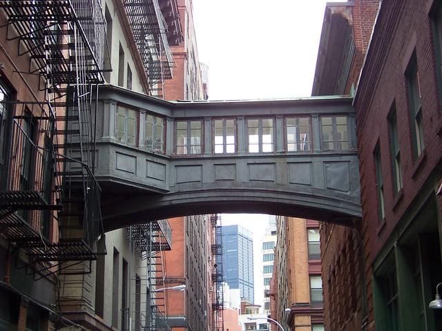 Bridge of Sighs...New York style