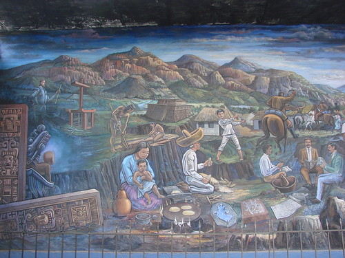 Flickriver paz navas 39 s most interesting photos for Emiliano zapata mural