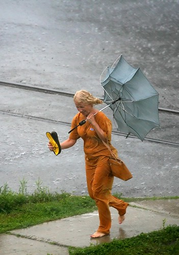 The Rain Came Down 01